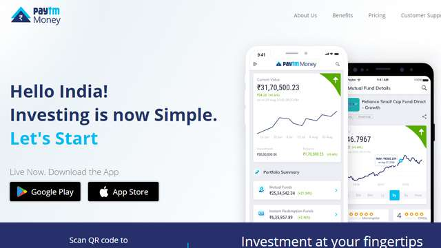 On the Paytm Money app, you can track all your Mutual Fund